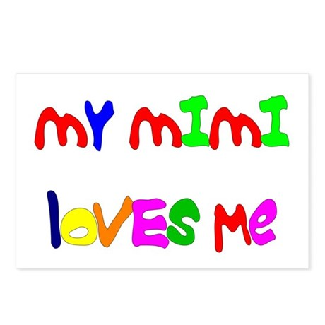 My Mimi Loves Me! (Croobie) Postcards (Package of