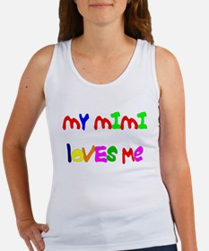 My Mimi Loves Me! (Croobie) Women's Tank Top