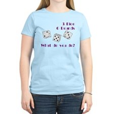 Three Dice... T-Shirt