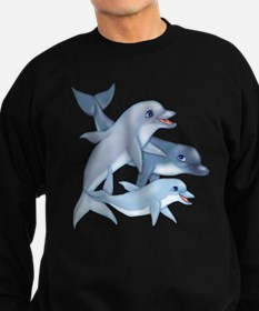 Dolphin Family Sweatshirt