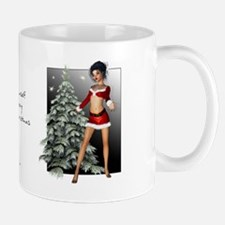Merry Little Christmas Mug