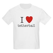 I Heart Tetherball T-Shirt