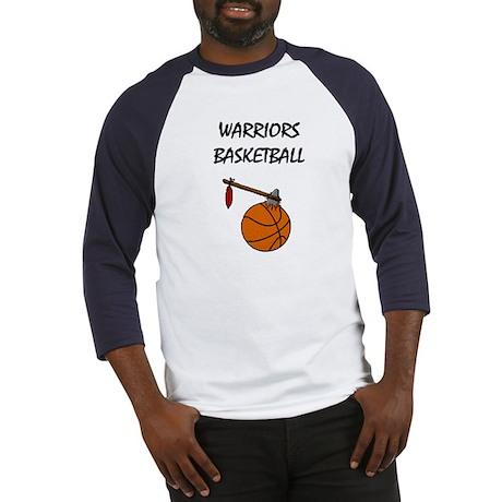 Warriors Basketball - High Sc Baseball Jersey