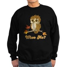 Whoo Me Owl Jumper Sweater