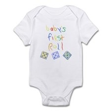 Baby's First Roll Infant Bodysuit