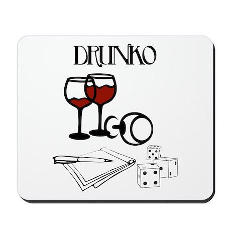Drunko Mousepad