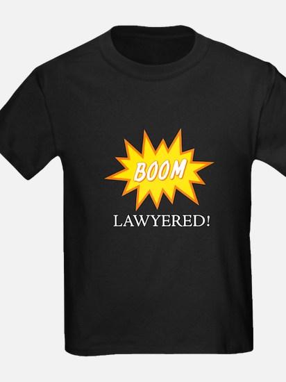 Boom Lawyered! T
