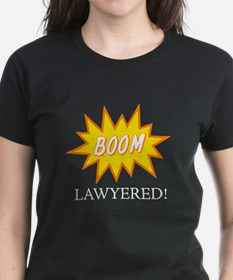 Boom Lawyered! Tee