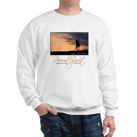 Proud Spirit Sanctuary Horses Sweatshirt