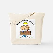 Brighter World Tote Bag