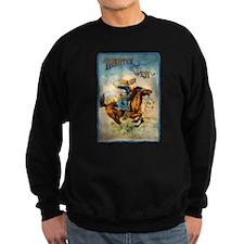Vintage Cowgirl Roping Sweatshirt