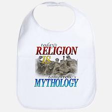 Religion is Mythology Bib