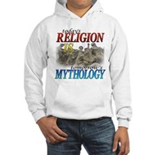 Religion is Mythology Hoodie