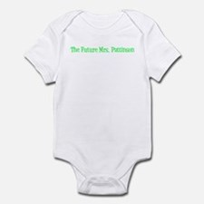 The Future Mrs. Pattinson Onesie