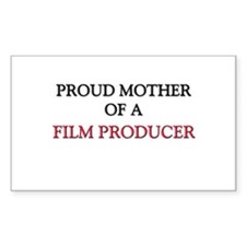 Proud Mother Of A FILM PRODUCER Decal