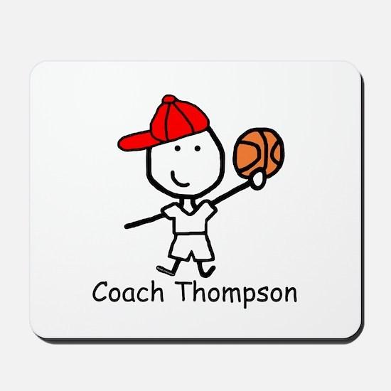 Basketball - Thompson Mousepad