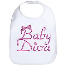 Baby Diva Bib