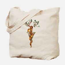 Veterinary Caduceus Tote Bag