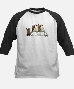 Old Age Scottish Terriers Tee