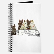 Old Age Scottish Terriers Journal