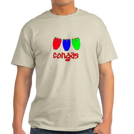 congas Light T-Shirt