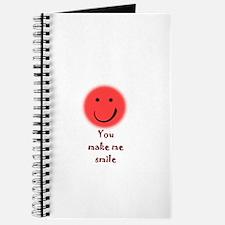 make me smile Journal