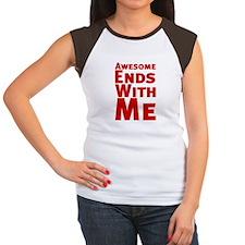 Expression Women's Cap Sleeve T-Shirt