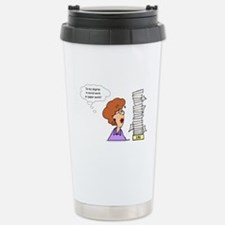 My Degree (Design 2) Stainless Steel Travel Mug