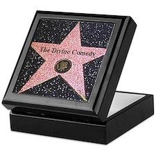 Hollywood Star Keepsake Box