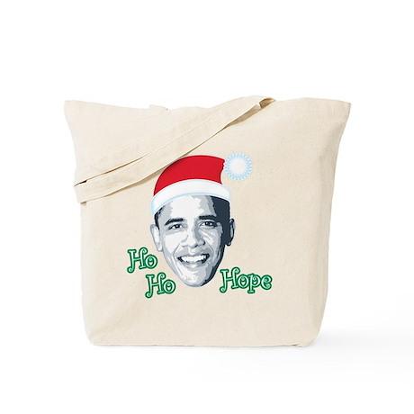 Ho Ho Hope Tote Bag