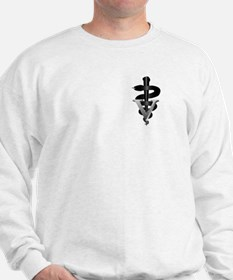 Veterinary Caduceus Sweatshirt