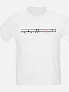 make the yuletide Gay T-Shirt