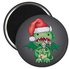 Christmas Devil Magnet
