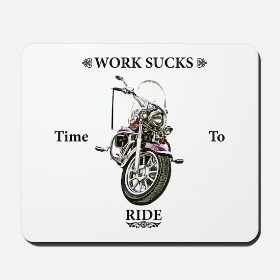 Work Sucks, Metric Mousepad