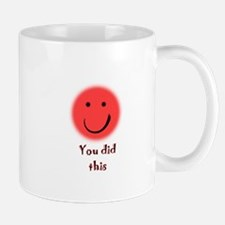 you did this Mug