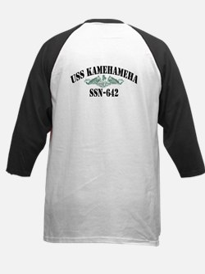 USS KAMEHAMEHA Kids Baseball Jersey