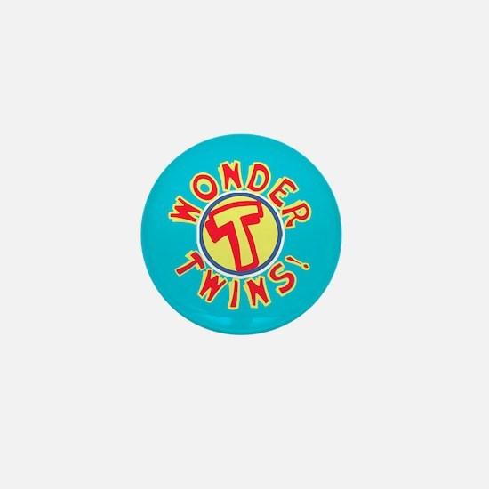 Wondertwins Mini Button