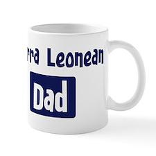 Sierra Leonean Dad Mug