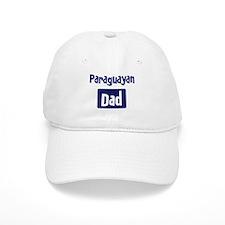 Paraguayan Dad Baseball Cap
