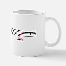 make the yuletide Gay Mug