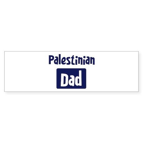 Palestinian Dad Bumper Sticker