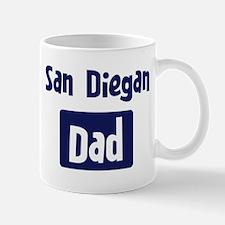 San Diegan Dad Mug