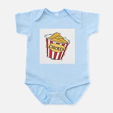 Bucket of Chicken Infant Creeper