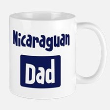 Nicaraguan Dad Mug