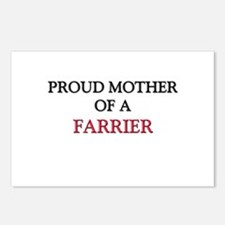 Proud Mother Of A FARRIER Postcards (Package of 8)