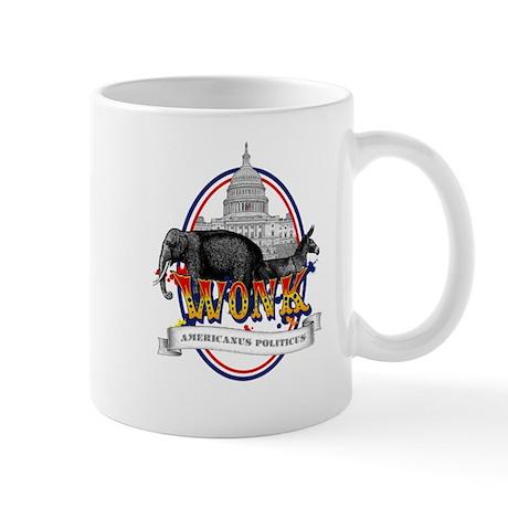 Wonk! Mug
