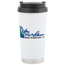 Cute Rivers Travel Mug