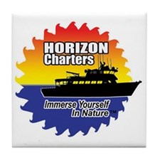 HC Logo (Color 1) Tile Coaster