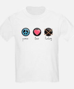 Peacelovehockey T-Shirt