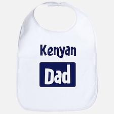Kenyan Dad Bib